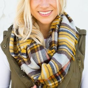 Olivia and Jane Infinity Scarf